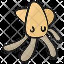 Octopus Cephalopoda Polypus Icon
