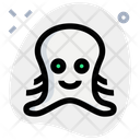 Octopus Animal Wildlife Icon