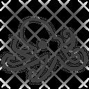 Octopus Wild Animal Animal Icon