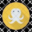 Octopus Food Sea Icon