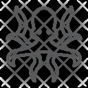 Octopus Animal Underwater Icon