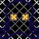 Octopus Death Icon