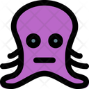 Octopus Neutral Icon