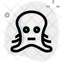 Octopus Neutral Animal Wildlife Icon