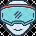 Oculus Rift Gear Reality Icon