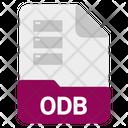 Odb File Icon