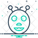 Oddity Abnormality Contrast Icon