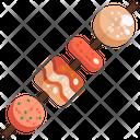 Oden Japan Dessert Icon