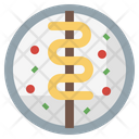 Odeng Asian Food Tradition Icon