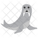Pinniped Sea Lion Odobenidae Icon