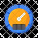 Odometer Speedometer Dashboard Icon