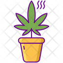 Odor Marijuana Odor Port Icon
