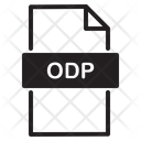 Odp Format Icon