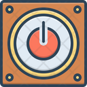 Off Discontinued Power Icon