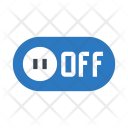 Off Switch Toggle Icon