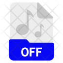 Off File Format Icon