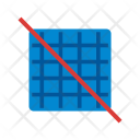 Grid Off Icon