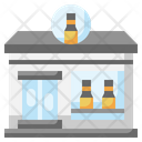 Off License Beer Alcohol Icon