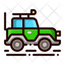 Off Road Car Icon