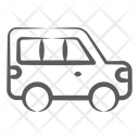 Car Off Road Vehicle Automobile Icon