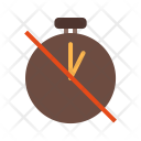 Timer Off Time Icon