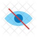 Visibility Off Eye Icon