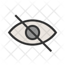Off Visibility Icon