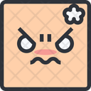 Offend Icon