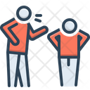Offense Misdemeanor Misbehave Icon