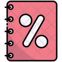 Book Discount Education Icon
