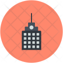 Office Building Place Icon