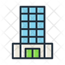 Office Office Building Business Tower Icon