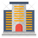 Building Office Skyscraper Icon Icon