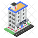 Architecture Office Building Icon