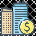 Finance City Money Icon