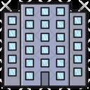 Office Building Organization Icon