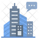 Building Business Company Icon