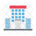 Office Building Organization Icon