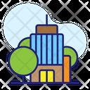 Building Office Urban Icon