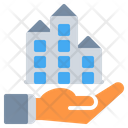 Office Apartement Icon