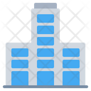 Office Work Building Icon