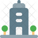 Office Factory Building Icon