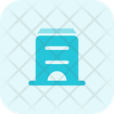 Office Working Building Icon