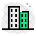 Office Building Building Office Icon
