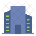 Building Office Finance Icon