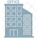 Office Building Structure Icon