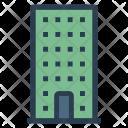 Office Hotel Estate Icon