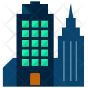Office Buildings Icon