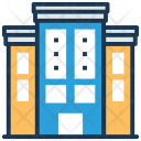 Office Block Company Icon