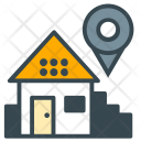 Local Office Home Icon